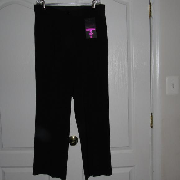 Lane Bryant Lena Beige Career Dress Pants Trousers Tighter Tummy Pants Size 20